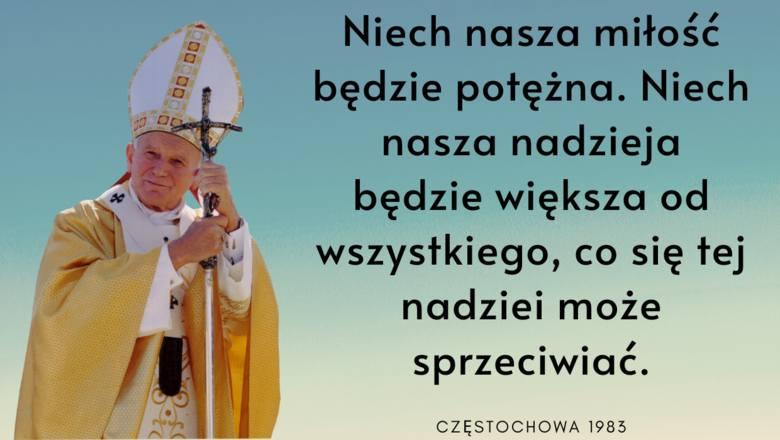 """""""Niech nasza droga będzie wspólna. Niech nasza modlitwa będzie pokorna. Niech nasza miłość będzie potężna. Niech nasza nadzieja będzie większa"""