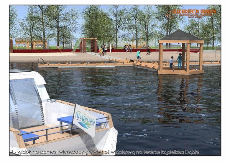 Dąbie W tym samym roku ma być modernizowane kąpielisko w Dąbiu za 2,3 mln zł. Rozbudowy doczeka się instalacja wodociągowa, energetyczna, pojawi się