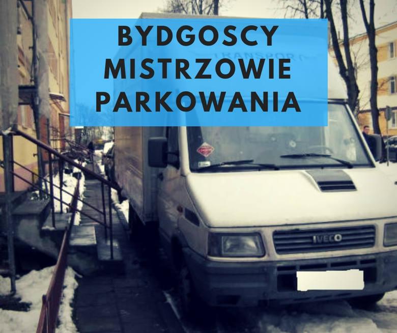 Bydgoscy kierowcy bardzo często parkują w niedozwolonych miejscach. Oczywiście w wielu przypadkach jest to spowodowane brakiem wolnych miejsc parkingowych,