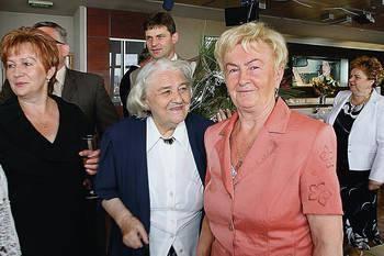 """Stefania Skrzeczyńska i Lucyna Woźniak pracowały w """"Jubilacie"""" od samego początku, czyli od lipca 1969 roku Fot. Anna Kaczmarz"""