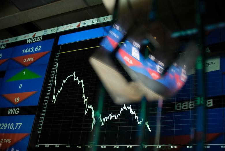 W czwartek 12 marca dopiero po raz trzeci w historii jednego dnia główny indeks spółek Dow Jones odnotował jednodniowy spadek w wysokości 9,99 proc.,