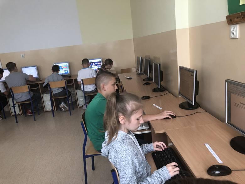 Junior Media: druga część warsztatów dziennikarskich w Szkole Podstawowej w Kuninie