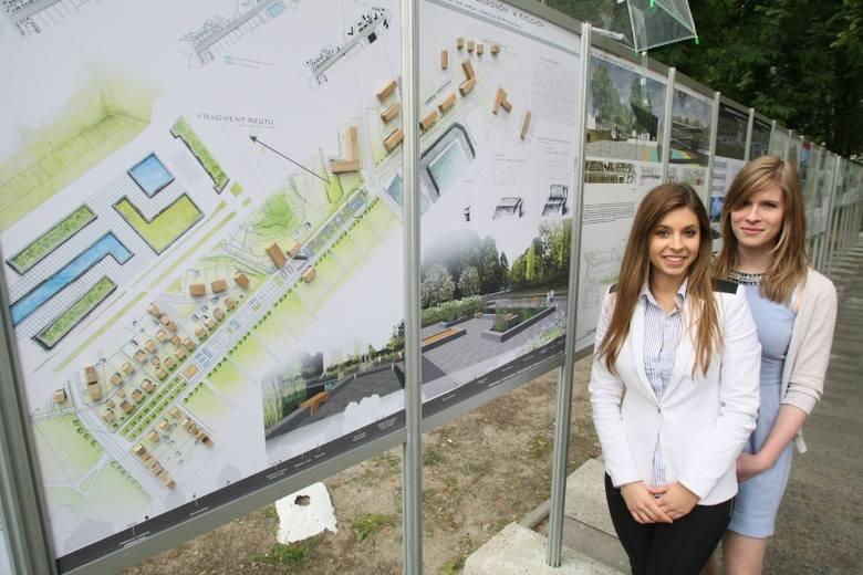 Kielce Przyszłości - wystawa projektów