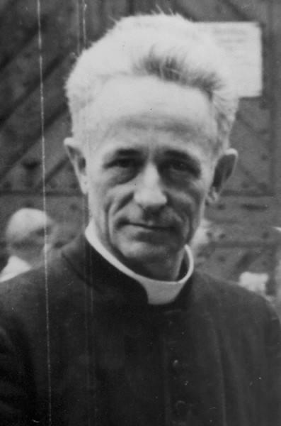 Ksiądz Kazimierz Michalski