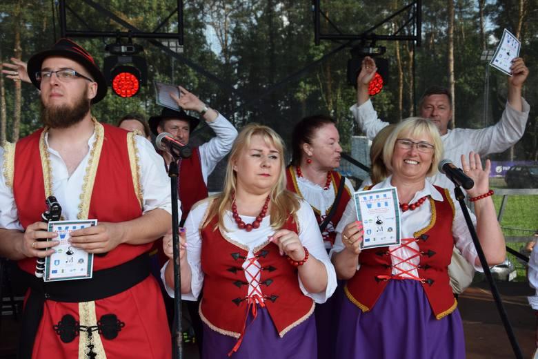 Fotorelacja z Pałuckiego Festynu Ludowego na stadionie w Łabiszynie