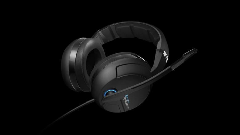 Roccat Kave XTD 5.1 Digital: Słuchawki dla graczy
