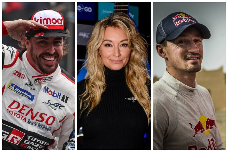 - Fernando Alonso w Dakarze to bardzo fajny znak dla rajdu - ocenił start dwukrotnego mistrza świata Formuły 1 kierowca Orlen Teamu Jakub Przygoński.