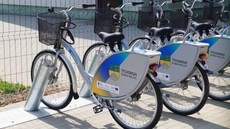 Rowerowa wycieczka po Tychowie. Własnym rowerem albo tym miejskim