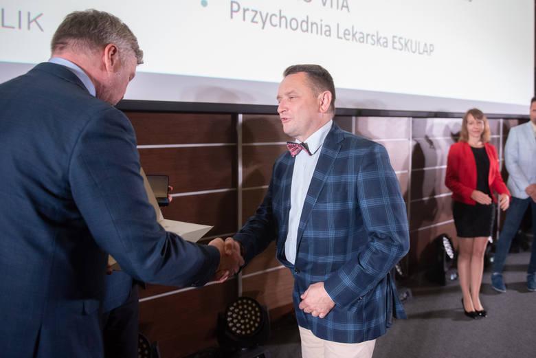 Gala wręczenia nagród Hipokrates Wielkopolski 2019