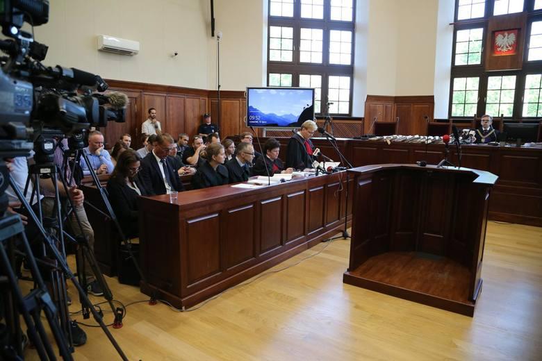 Ruszył proces w sprawie śmierci Igora Stachowiaka. Policjant: Jest mi niezmiernie przykro
