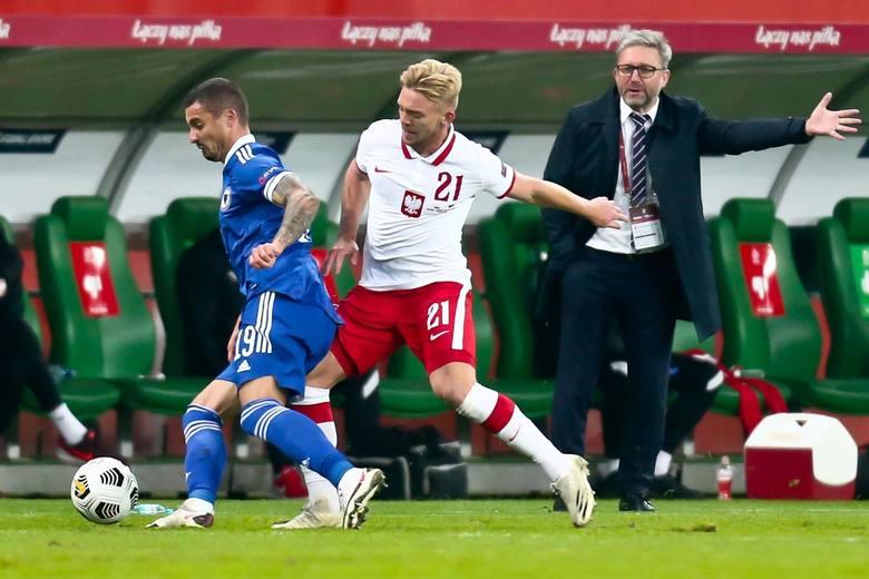 POLSKA - BOŚNIA 3:0. Polska wykorzystała we Wrocławiu fakt, że przez 75 minut grała w przewadze jednego zawodnika i rozbiła Bośnię i Hercegowinę 3:0.