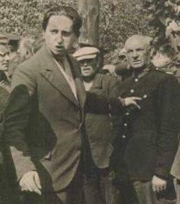 Polski ksiądz w Bydgoszczy. Wrzesień 1939 roku.