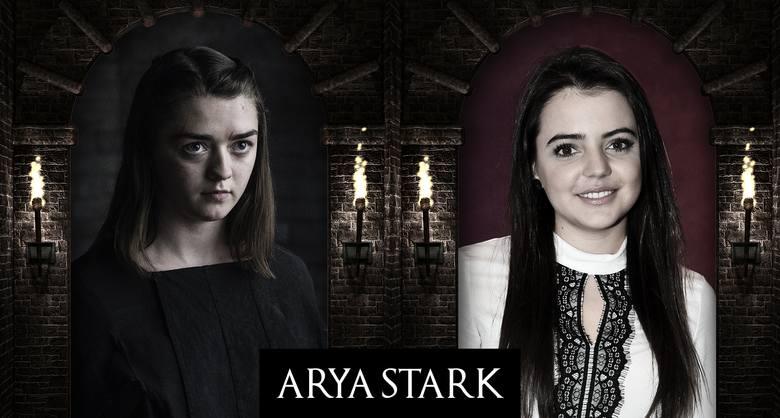 Arya Stark: Katarzyna Ucherska