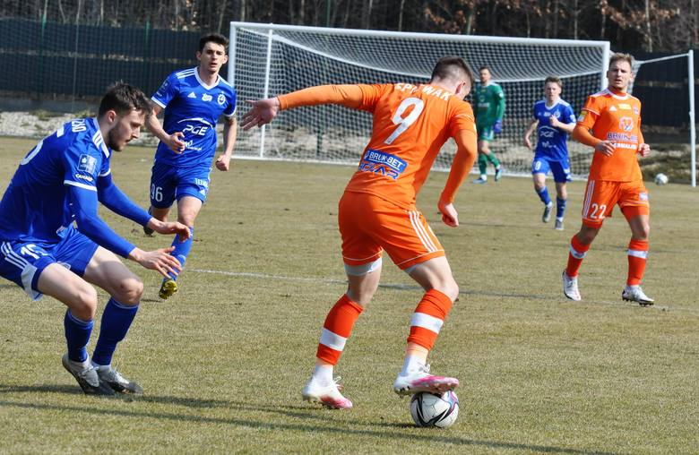 W piątek PGE Stal Mielec pokonała w meczu sparingowym lidera Fortuna 1 Ligi – drużynę Bruk-Bet Termalica Nieciecza. Mecz odbył się w Woli Chorzelowskiej.PGE