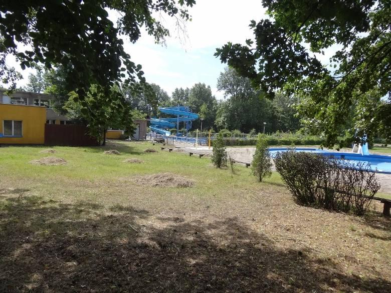 Remont pływalni ma zakończyć się w czerwcu