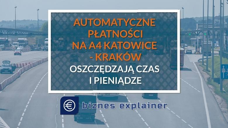 Tańsze i wygodniejsze przejazdy A4 Katowice-Kraków z aplikacją Autopay lub elektronicznym poborem opłat A4Go i Telepass. Oszczędź nawet 30%!