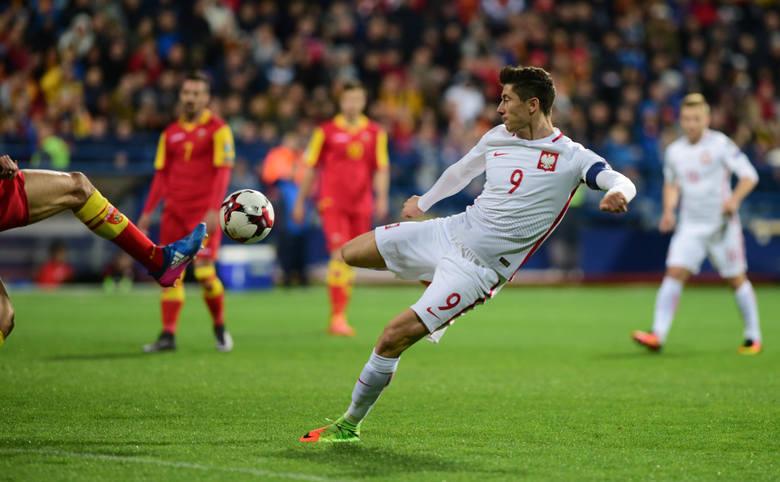 W gorącej Podgoricy reprezentacja Polski walczyła z Czarnogórą w ramach meczu eliminacji mistrzostw świata 2018. Zobaczcie zdjęcia naszego reportera