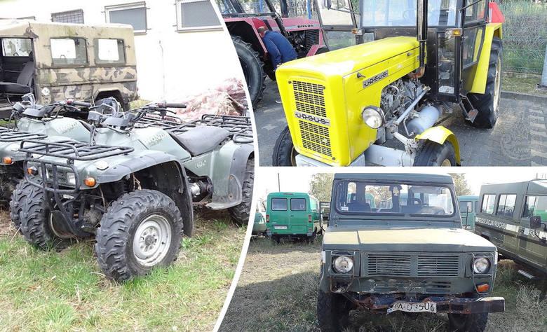 Oddział Regionalny AMW w Bydgoszczy ogłosił przetarg na sprzedaż wojskowego sprzętu. Otwarcie ofert nastąpi w piątek 15.11.2019 r. o godz. 12.00 w Bydgoszczy,