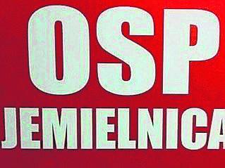 Jednostka OSP powiatu strzeleckiegoOSP JemielnicaPierwsza wzmianka o ochronie przeciwpożarowej w Jemielnicy pochodzi z 1756 r. W tym roku w opactwie