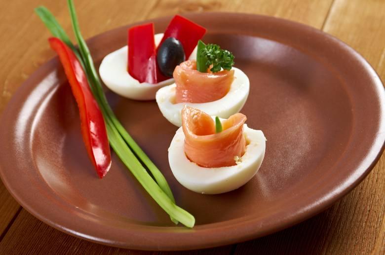 Przepisy na potrawy z jajek [PRZEPISY NA WIELKANOC]