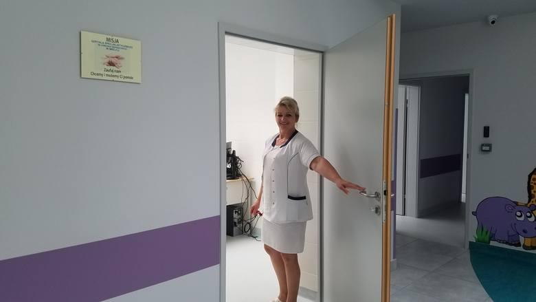 Mielec. Szpitalny punkt pobrań materiału do badań przeniesiony do budynku Nocnej i Świątecznej Opieki Zdrowotnej