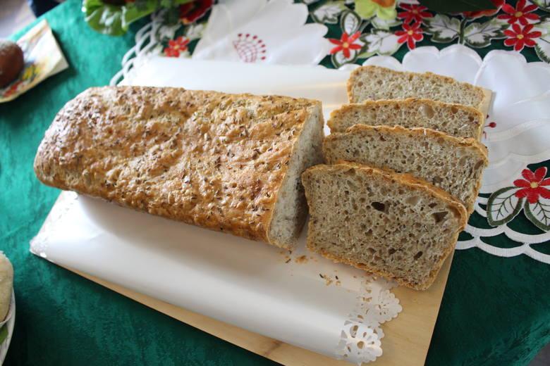 Przepis na smaczny chleb.