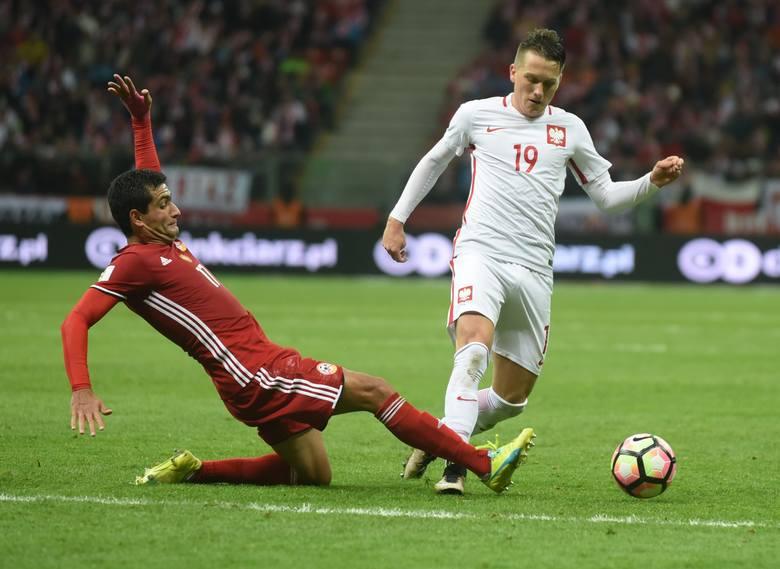 EL. MŚ 2018: ARMENIA POLSKA transmisja TV [STREAM ONLINE]. Armenia - Polska mecz na żywo