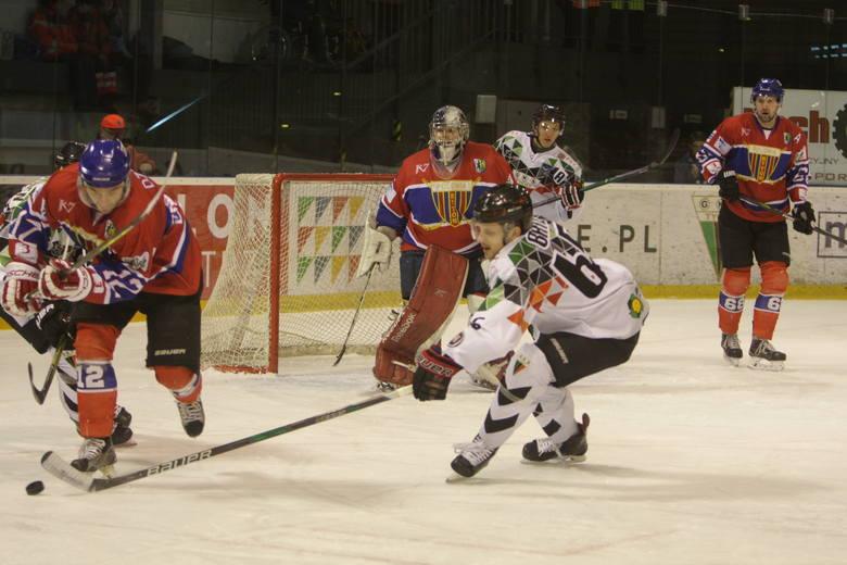 GKS Tychy prowadzi w play offach z Polonią Bytom 2:0