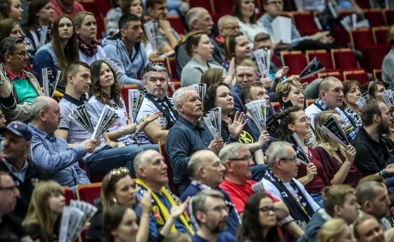 Trefl Gdańsk po raz drugi pokonał Indykpol AZS Olsztyn i zajął 9. miejsce w PlusLidze w sezonie 2018/2019.