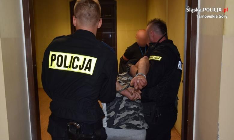 Pijany rowerzysta w Jastrzębiu-Zdroju. Sprawa trafi do sądu