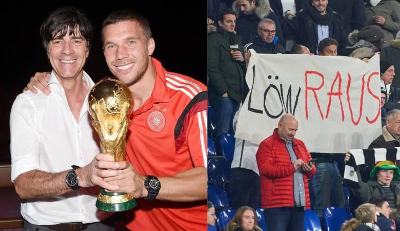 Joachim Loew postanowił odejść z reprezentacji Niemiec. Z drużyną rozstanie się po Euro, czyli w lipcu, ledwie po trzech meczach el. do Mundialu w Katarze,