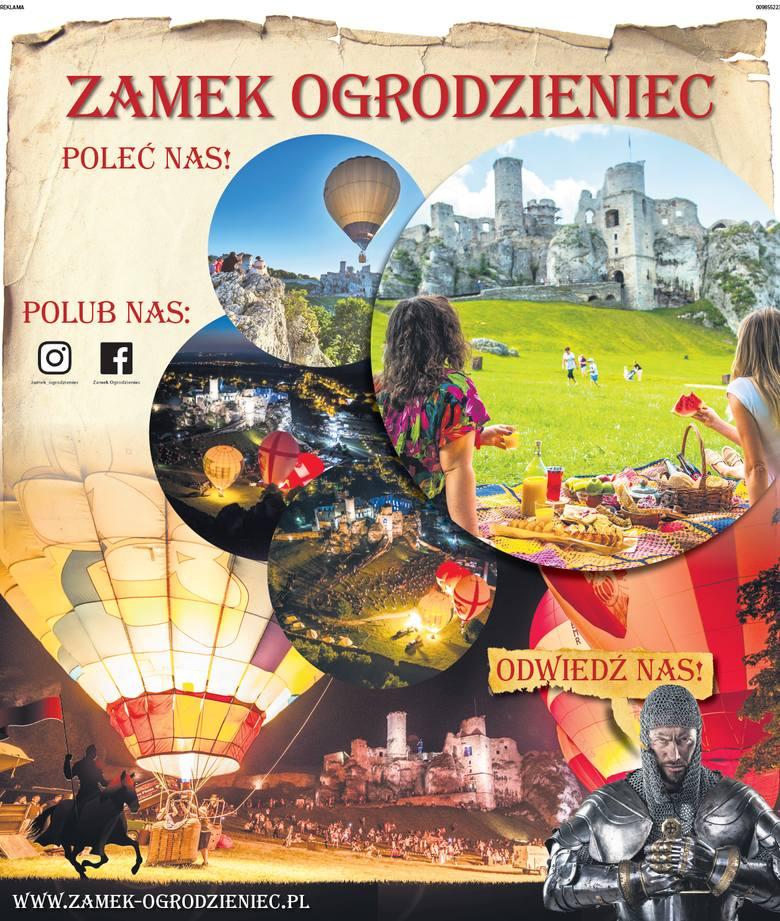 Zamek Ogrodzieniecki, najlepiej zachowane Orle Gniazdo spośród wszystkich zamków Jury Krakowsko-Częstochowskiej