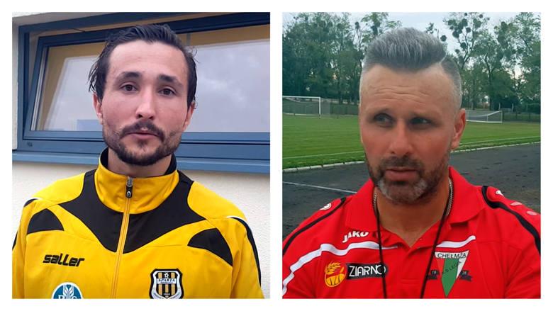 Wypowiedzi po meczu Legia Chełmża - Sparta Brodnica [wideo]