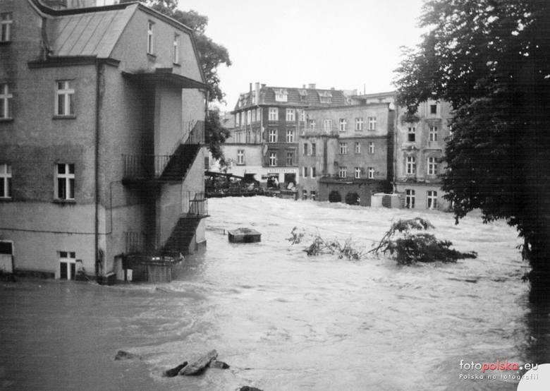 Powódź w Kłodzku i okolicach w 1997 roku