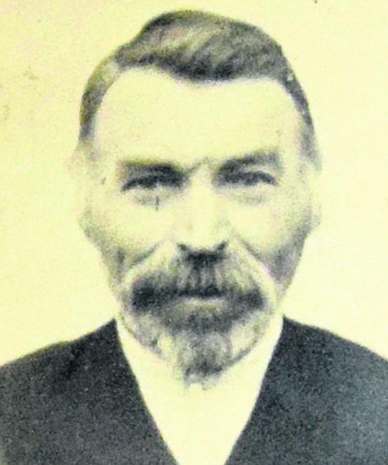 Roman Michałowski - zamrodowany 5 stycznia w Gniłowodach