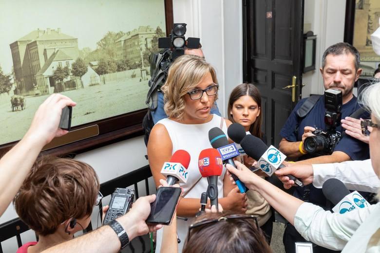 Rafał P. nie pojawił się na ogłoszeniu wyroku