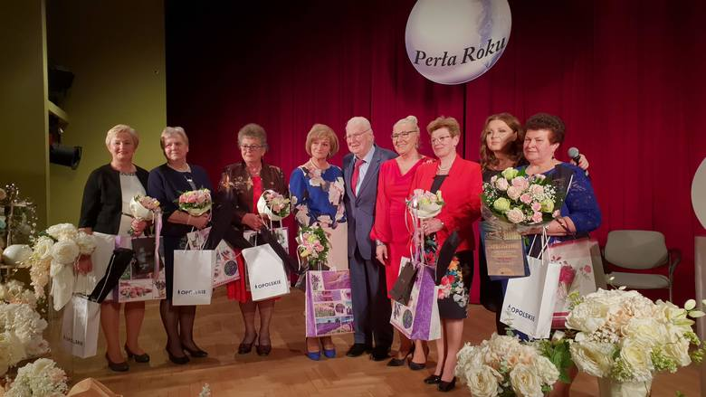 Irena Koik ze Spóroka została Perłą Roku powiatu strzeleckiego