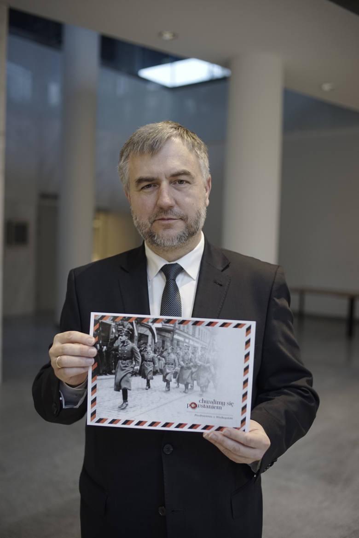 Marek Woźniak nie ma wątpliwości, że o Powstaniu Wielkopolskim trzeba pamiętać co roku