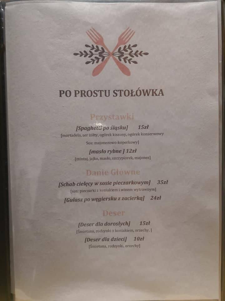 Po Prostu Stołówka po Kuchennych Rewolucjach Magdy Gessler.