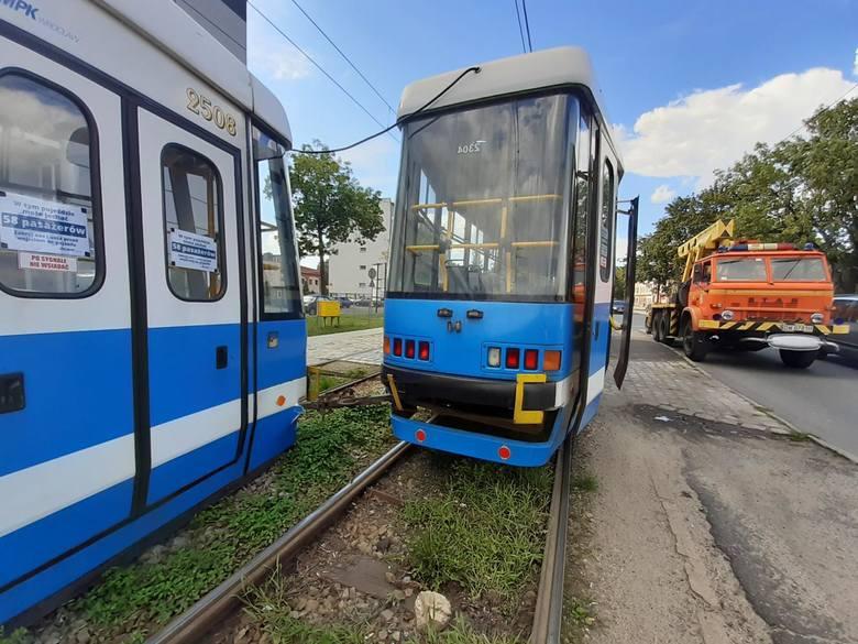 Wykolejenia tramwajów to wrocławska specjalność