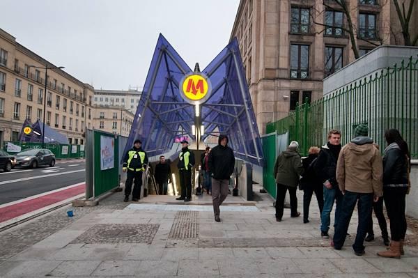 Dzień Otwarty II linii metra