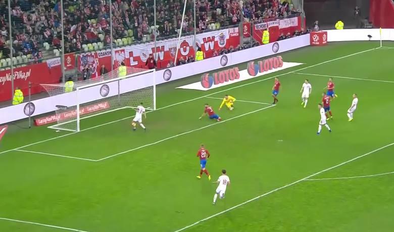 Lewy, jak mogłeś... Skrót meczu Polska - Czechy 0:1 [WIDEO]