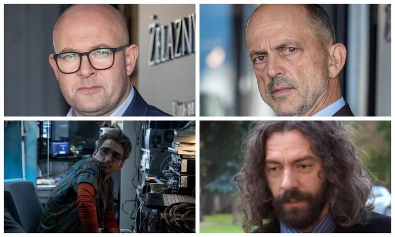 """Produkcja serialu """"Chyłka Zaginięcie"""" zdradziła kolejnych bohaterów."""