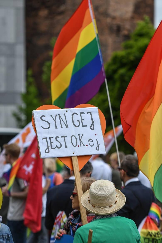 V Trójmiejski Marsz Równości przeszedł w sobotę 25.05.2019 ulicami Gdańska