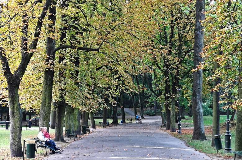 Kraków. Jesienny spacer po Podgórzu. Zobaczcie jak tam ładnie [ZDJĘCIA]