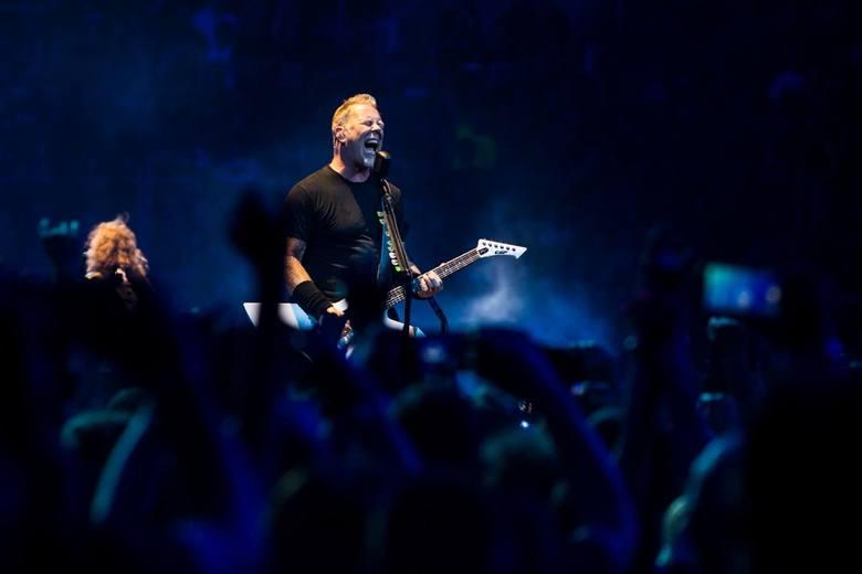 Metallica: tak w sobotę wczoraj, 28 kwietnia, w Krakowie!