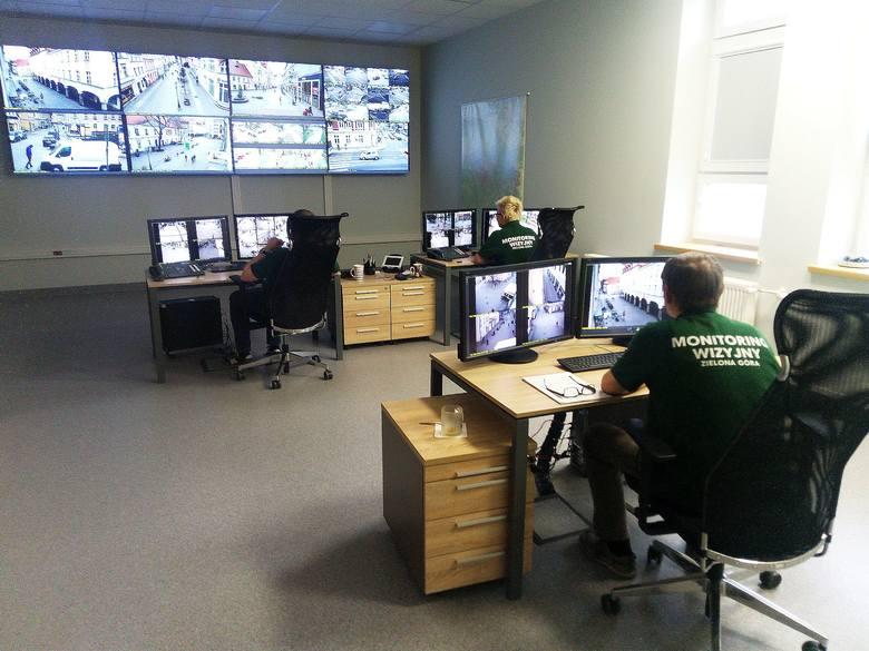 Centrum Ochrony Wizyjnej w Zielonej Górze