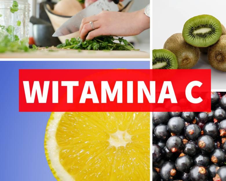Witamina C wspomaga odporność naszego organizmu. Niektórzy mówią, że jest to naturalny antybiotyk.Witamina C jest szczególnie ważna dla właściwego funkcjonowania