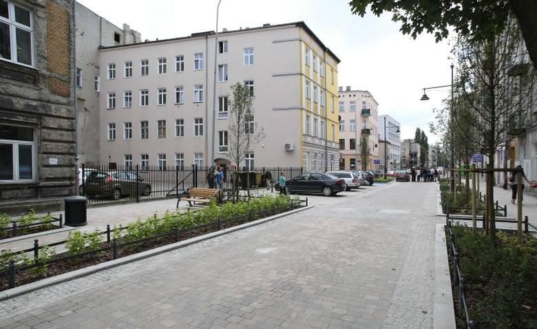 Prace na ul. Pogonowskiego od Legionów do 1 Maja dobiegły końca.