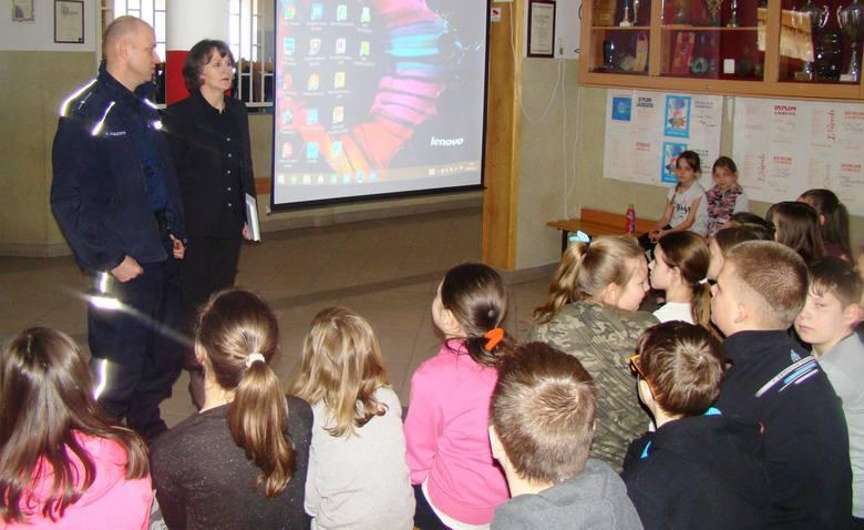 Dzień profilaktyki w Szkole Podstawowej w Czarni [ZDJĘCIA]